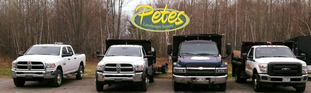 Petes Landscape Supply - Delivery