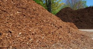 Hemlock Mulch (Red) Bangor Maine
