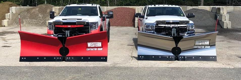 Full service snowplow and salt spreader dealer
